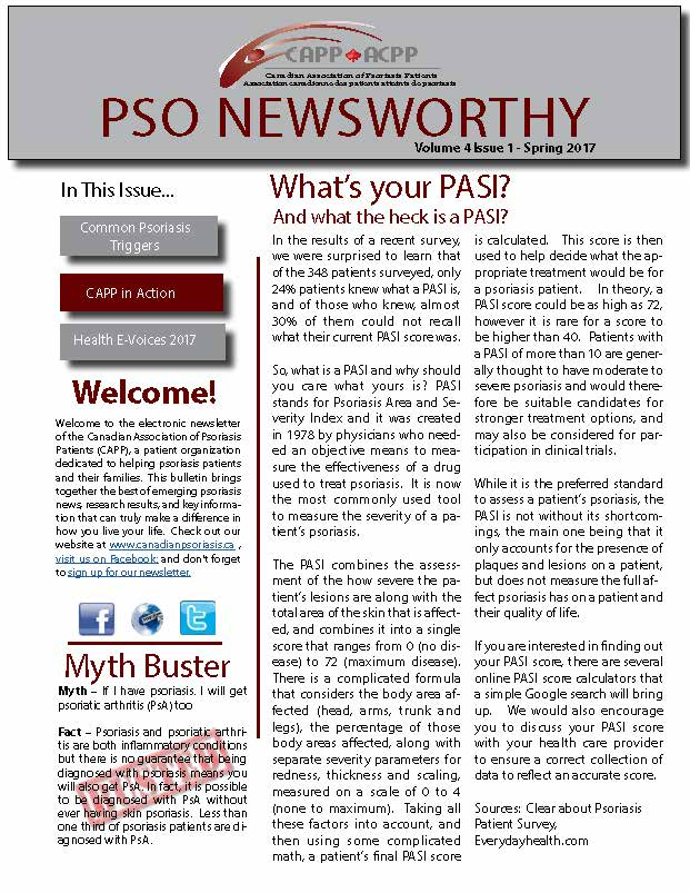 FINAL CAPP Newsletter Volume 4 Issue 1 Page 1